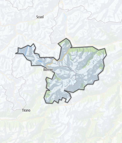 Karte / Nationalpark Stilfser Joch