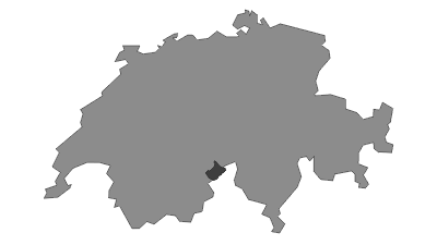 מפה / Binntal Nature Park