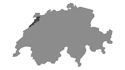 Kartta / Doubs Nature Park