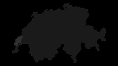 地图 / Jura Vaudois Nature Park