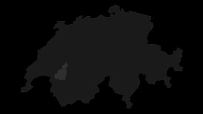 Karte / Parc naturel régional Gruyère Pays-d'Enhaut