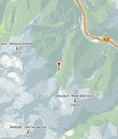 Karte / Bergleralm