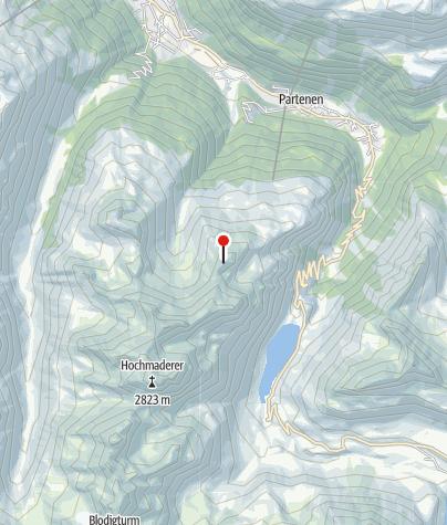 Karte / Breitfielerberg (2.417 m)
