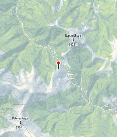Karte / Alpengasthof Salzstiegelhaus