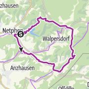 Karte / Netpher Radring