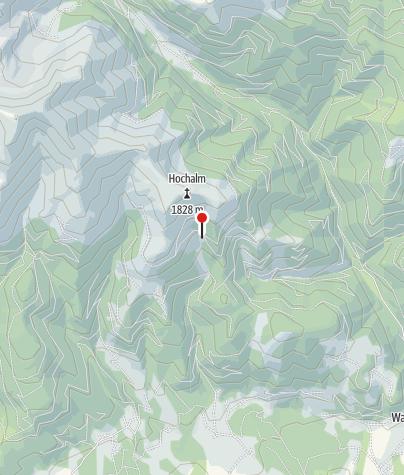 Map / Ramplerhütte