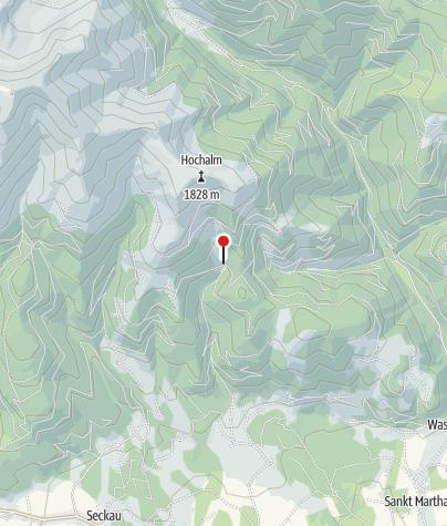 Karte / Stockerhütte