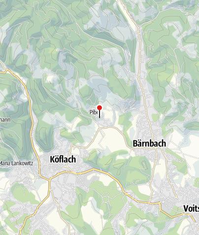 Karte / Gasthof Piberwirt
