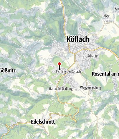 Karte / Gasthof Weber