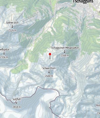 Karte / Tobelsee