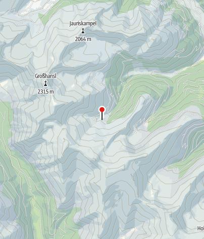 Karte / Pichlerhütte