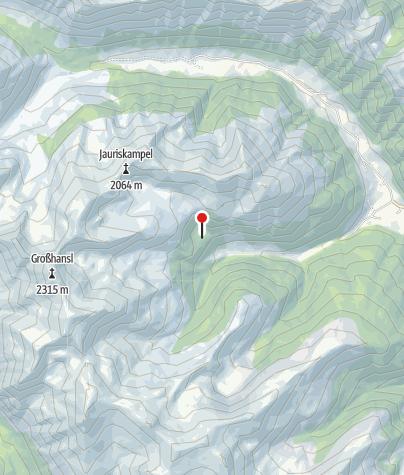 Karte / Jaurishütte