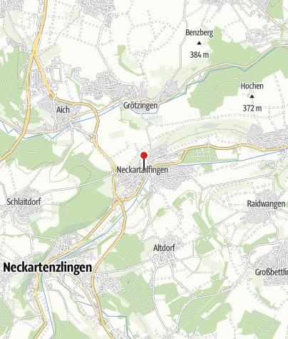 Karte / Gasthaus Schwanen