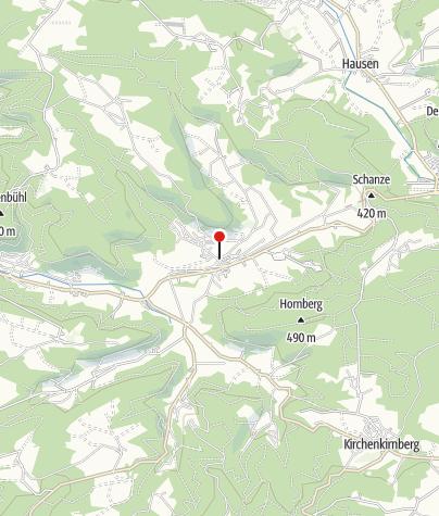 Karte / Landgasthof Krone