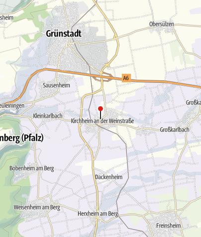 Map / Weingut Rogenwieser