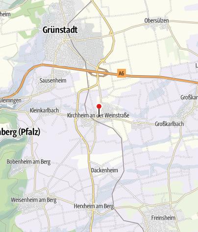 Karte / Weingut  Ellbrück
