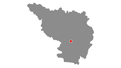 Map / Wanderung zu Höhle Comarnic über Carasova