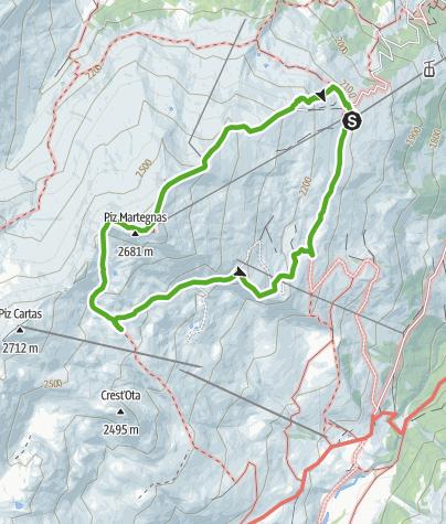 Karte / Somtgant - Radons