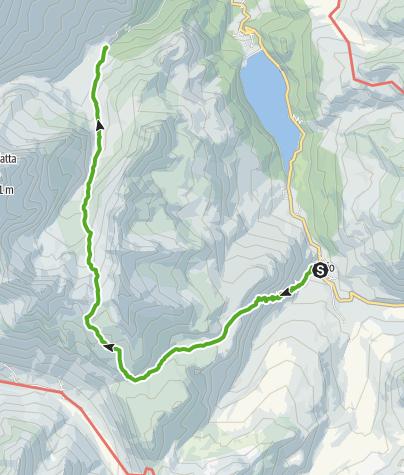 Map / Bivio - Tga (Val Faller)