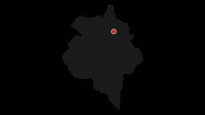Karte / Soleleitungsweg ostwärts Richtung Söldenköpfl