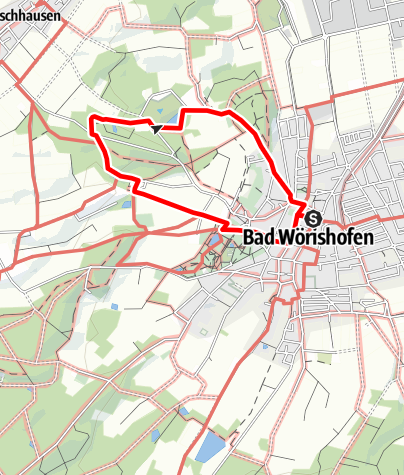 Karte / Wanderung zum Tannenbaum - Sonnenbüchl - Zillertal
