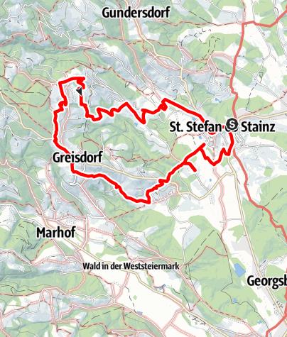 """Karte / """"GenussSchilchern DORT"""", grosse Runde"""