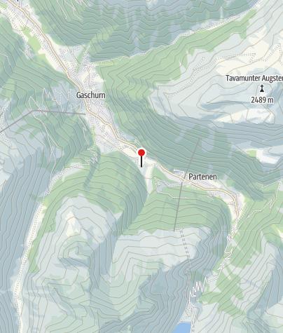 Karte / Haus Tschambräu