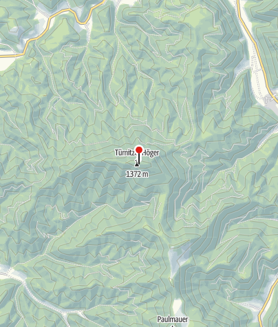 Karte / Türnitzer Hütte