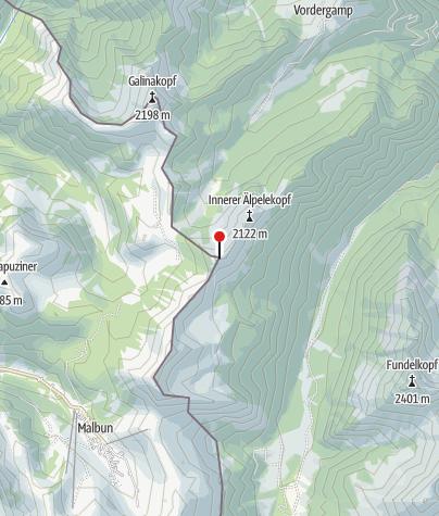 Mapa / Scheuakopf