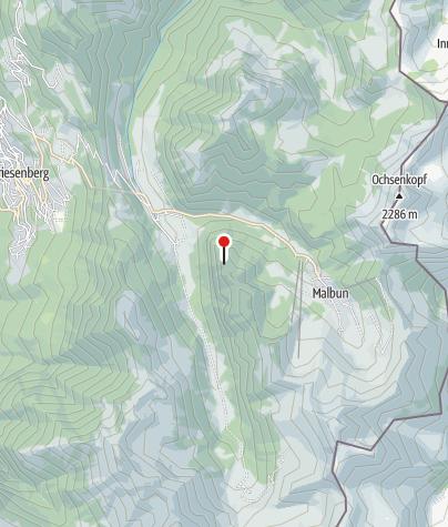 Mapa / Kirchlespitz