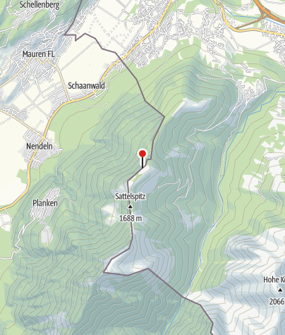 Mapa / Frastanzersand