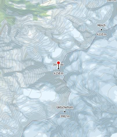 Map / Jungfrau