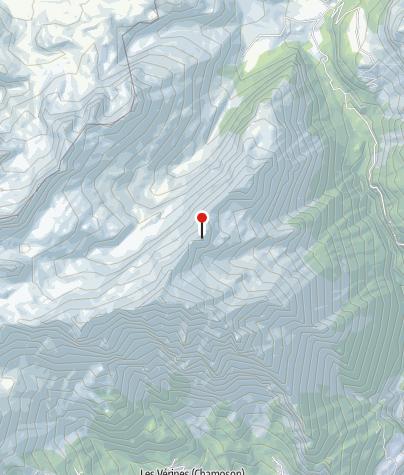 Cartina / Mont à Perron