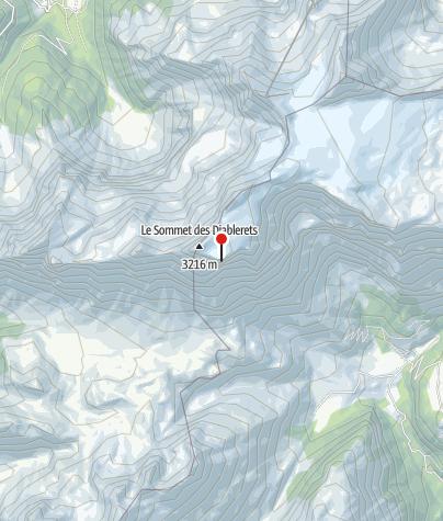Cartina / Tête de Barme