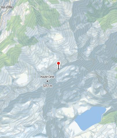 Cartina / L'Eperon
