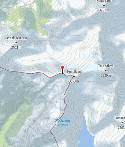 Cartina / Petit Ruan