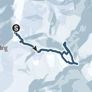 Karte / Sommereck und Hochschwung, Rottenmanner Tauern