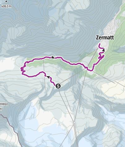 Karte / Dirtscooter auf Schwarzsee