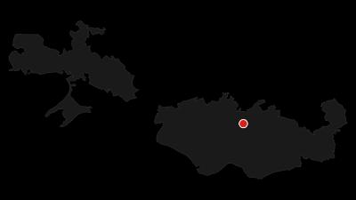 Karte / Hinteres Raubschloss - Bärenfangwände - Richtergrotte - Goldsteig