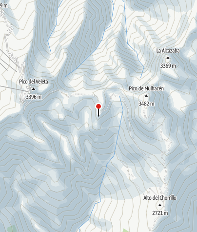 Karte / Refugio Forestal