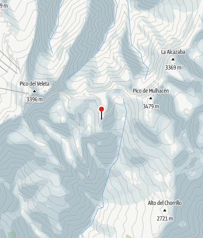 Map / Refugio Forestal