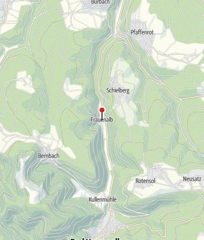 Carte / Landgasthof König von Preussen