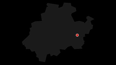Kaart / Veelzijdige wandelroute rondom de gemeente Willingen