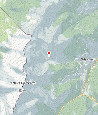 Karte / Obere Stilfser Alm