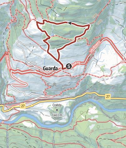 Map / Schellen-Ursli-Weg