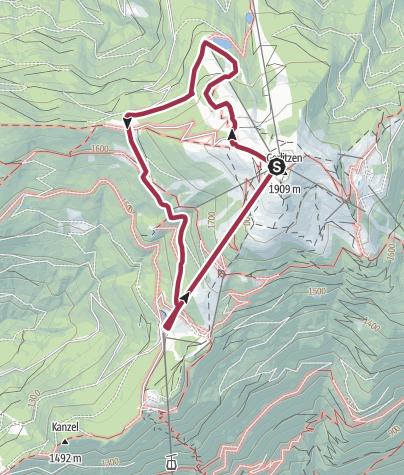 Neugarten Almsee Water World Hike- The Gerlitzen Alps • Hiking Trail ...