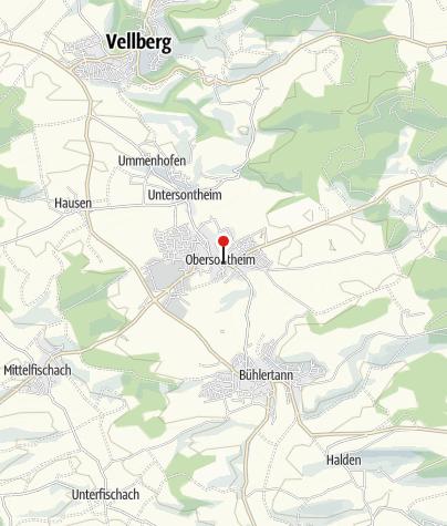 Karte / Gasthaus Rössle