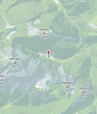 Karte / Blumaueralm