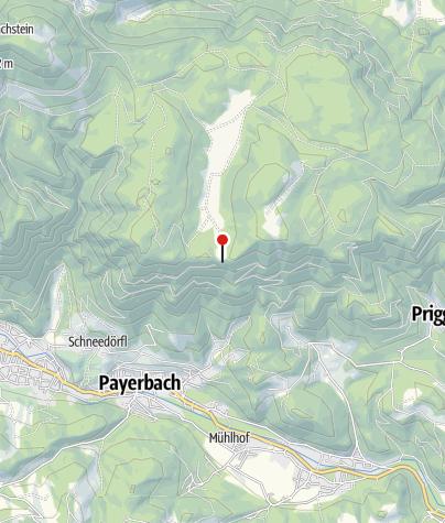Karte / Waldburganger Hütte