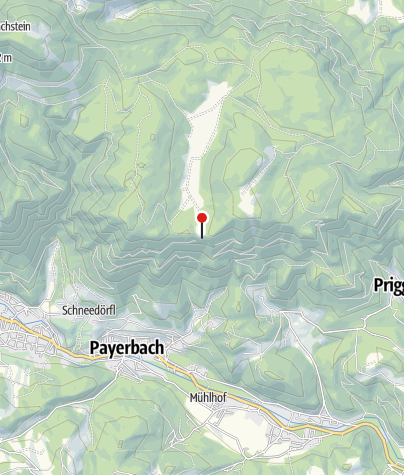 Karte / Waldburgangerhütte am Gahns
